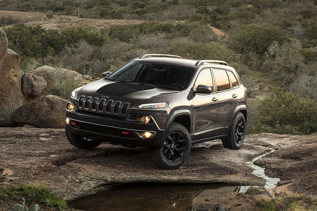2017 Jeep Cherokee: New Car Review