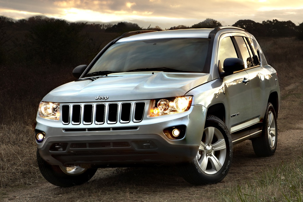 2012 Jeep Compass: New Car Review