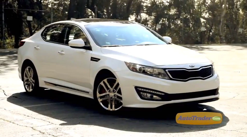 2013 Kia Optima: New Car Review Video