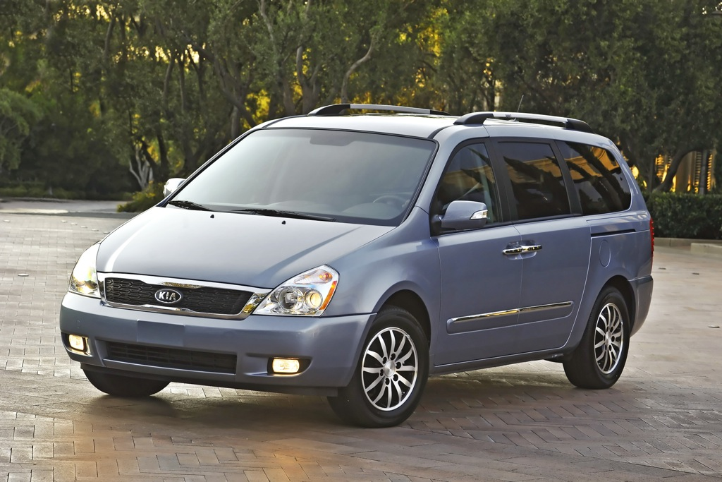 2012 Kia Sedona: New Car Review