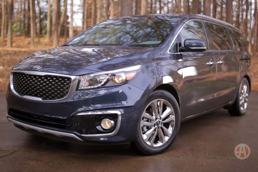2016 Kia Sedona: Real World Review - Video