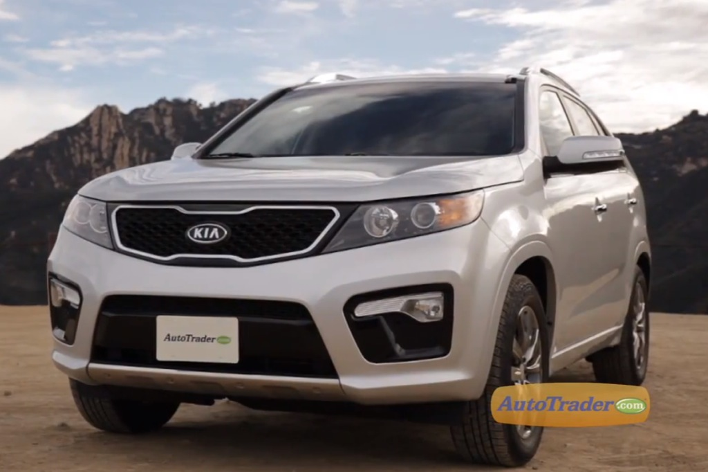 2013 Kia Sorento: New Car Review Video
