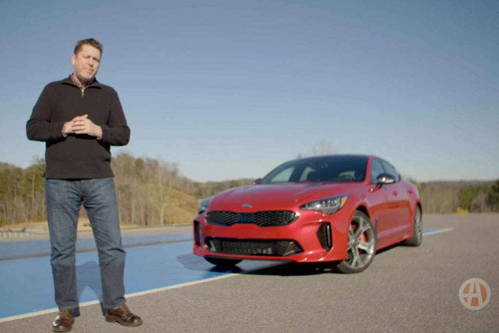 Video | 2018 Kia Stinger: Real World Review