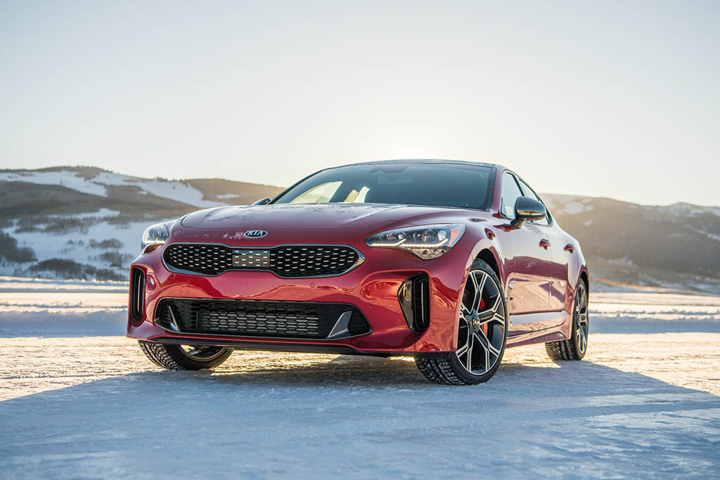 2018 Kia Stinger: New Car Review