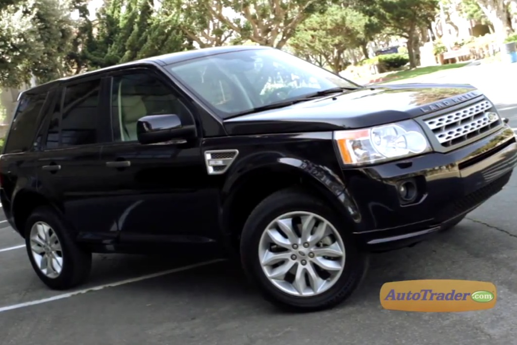 2012 Land Rover LR2: New Car Review - Video