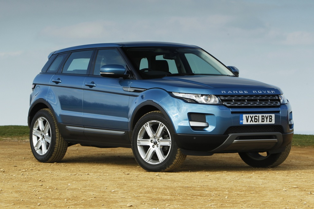 2012 Land Rover Range Rover Evoque: New Car Review