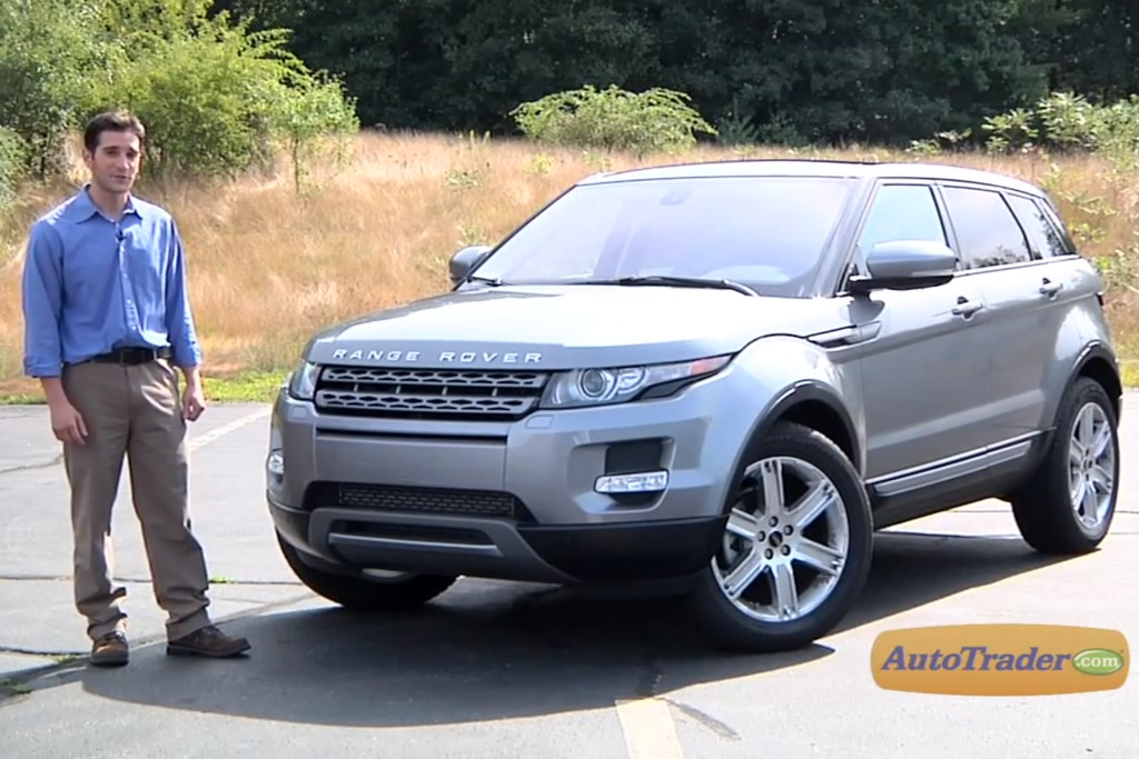 2012 Land Rover Range Rover Evoque: New Car Review Video