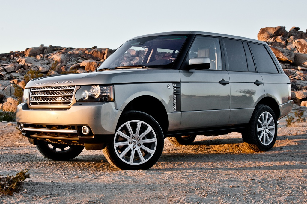 2012 Land Rover Range Rover: New Car Review
