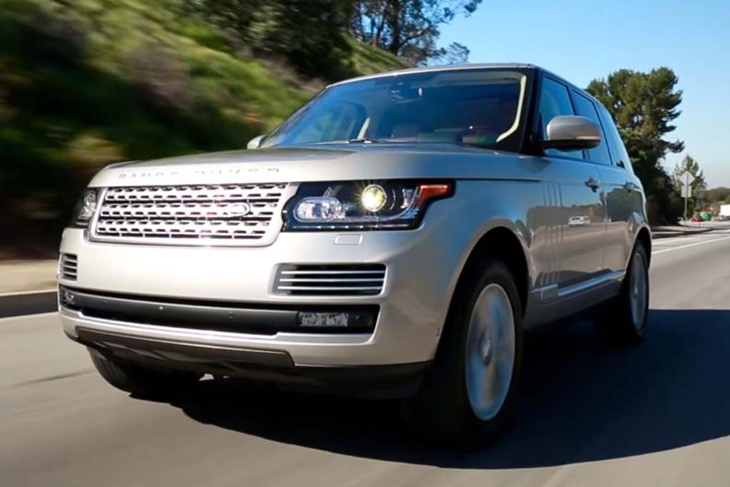 2016 Range Rover: 5 Reasons to Buy - Video