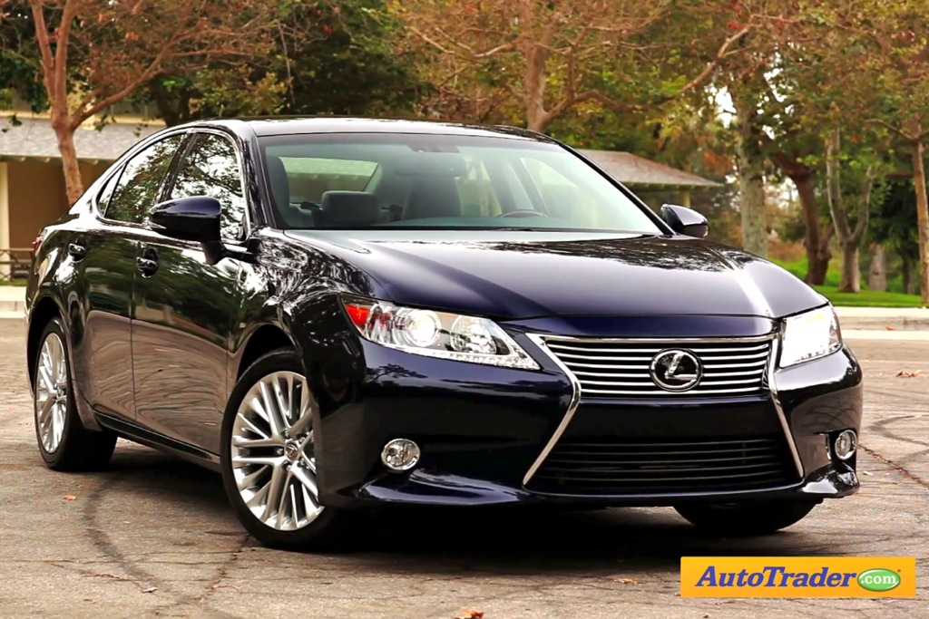 2013 Lexus ES350: 5 Reasons to Buy - Video