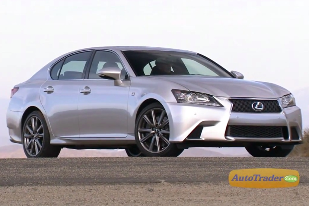 2013 Lexus GS: New Car Review - Video
