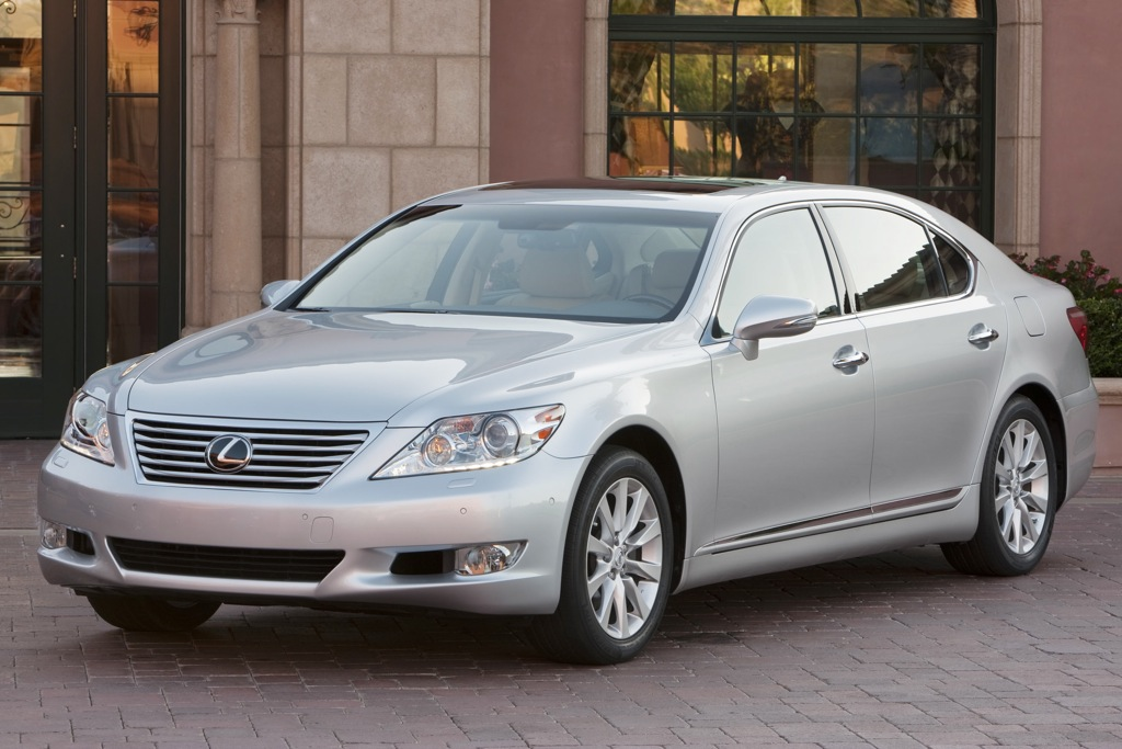 2012 Lexus LS: New Car Review