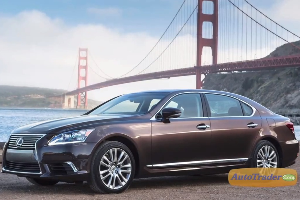 2013 Lexus LS 460 F Sport: New Car Review Video