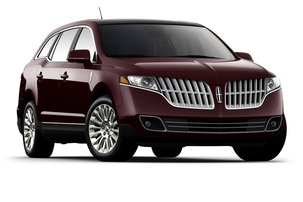 2012 Lincoln MKT: New Car Review