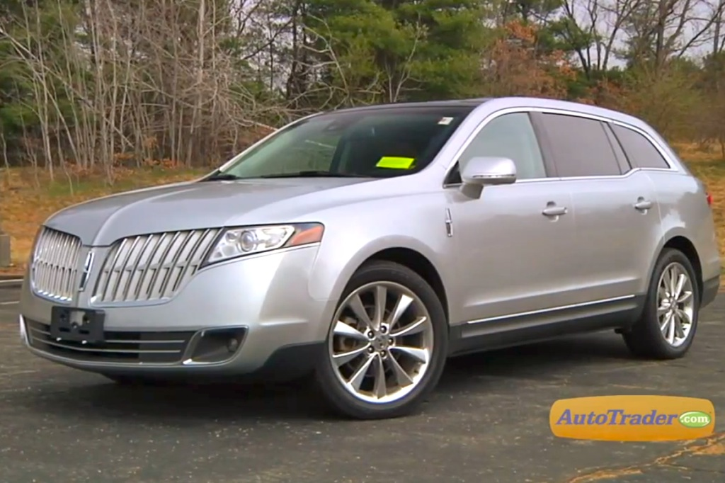 2012 Lincoln MKT: New Car Review - Video