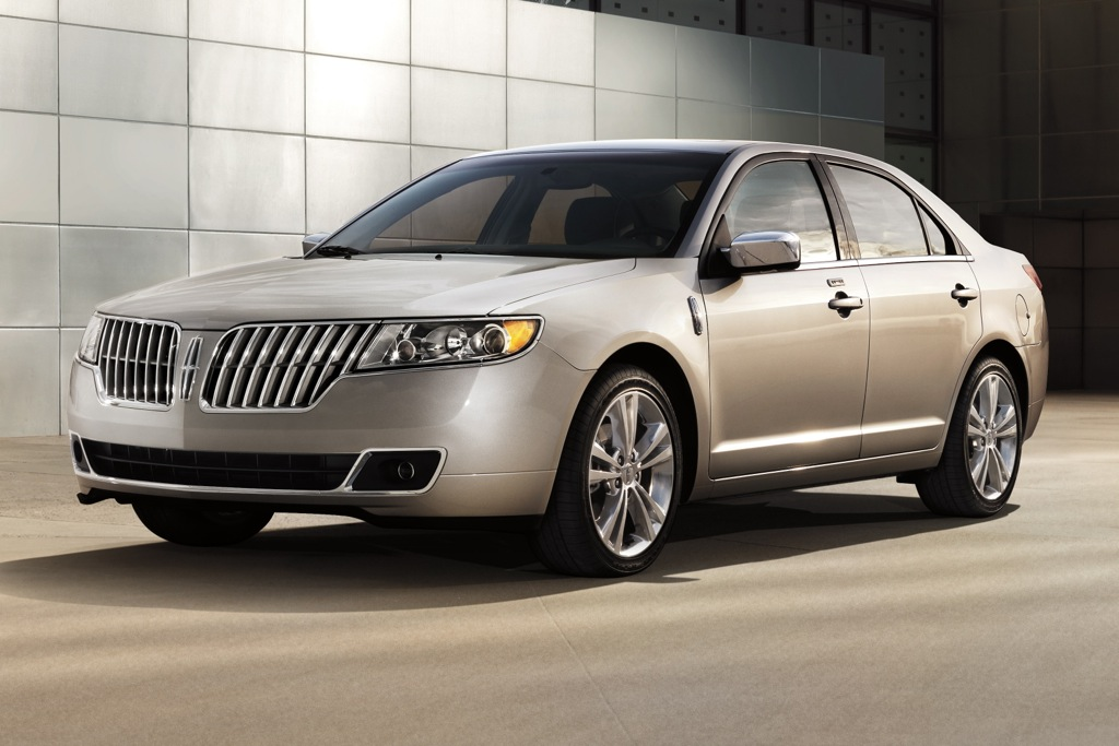 2012 Lincoln MKZ: New Car Review
