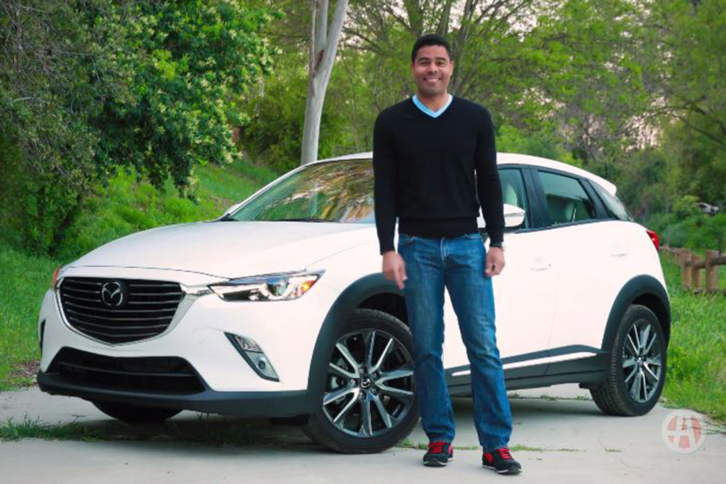 2017 Mazda CX-3: 5 Reasons to Buy - Video