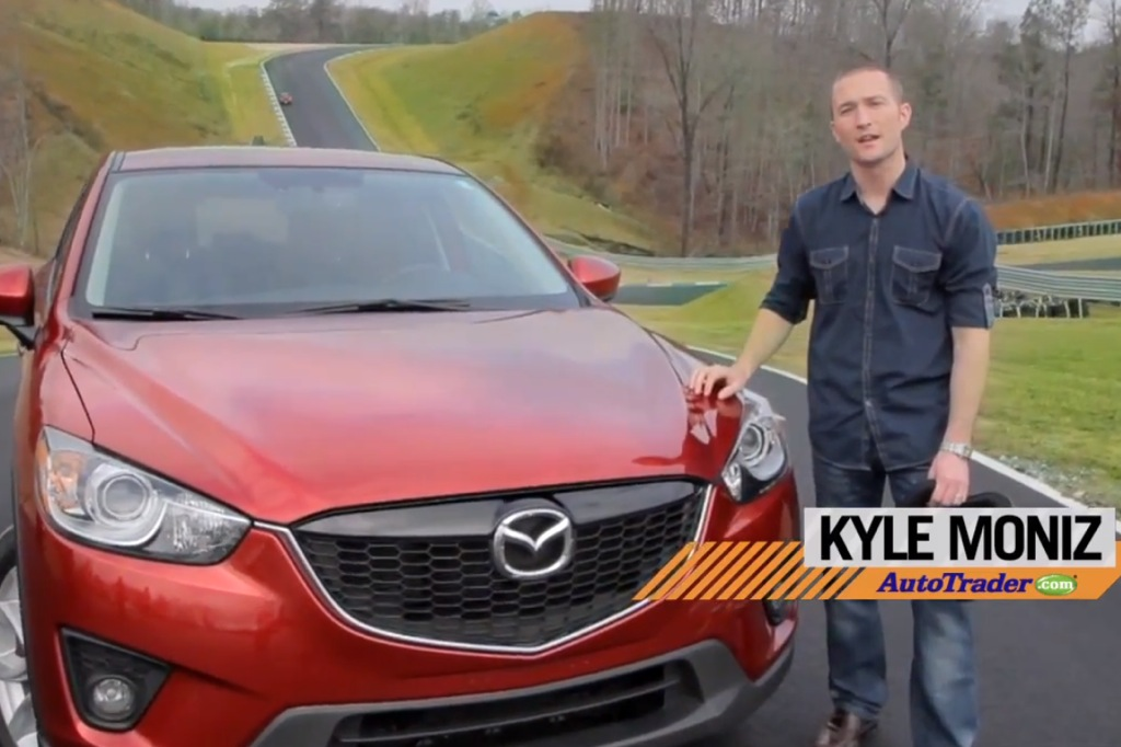 2013 Mazda CX-5: Totally Tested Review Video