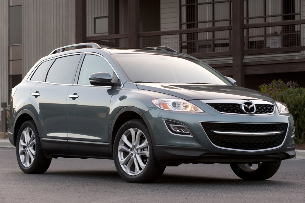 2012 Mazda CX-9: New Car Review