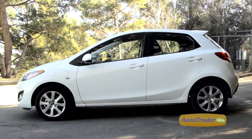 2013 Mazda2: New Car Review Video