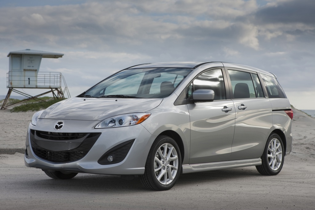2012 Mazda5: New Car Review