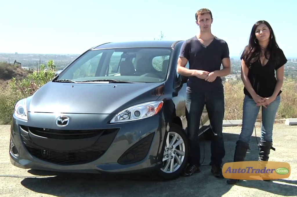 2012 Mazda MAZDA5: New Car Review - Video