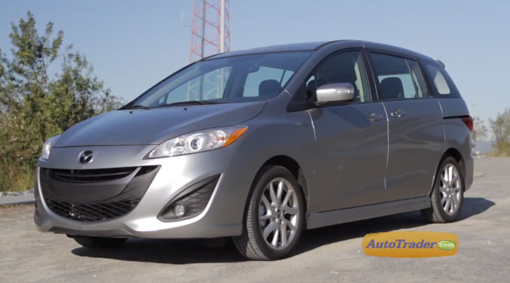 2013 Mazda5: New Car Review Video