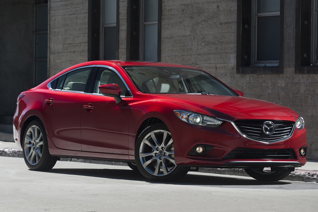 2014 Mazda6: First Drive Review
