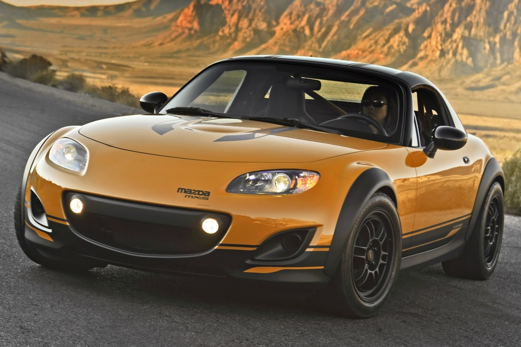 Mazda MX-5 Super20: First Drive