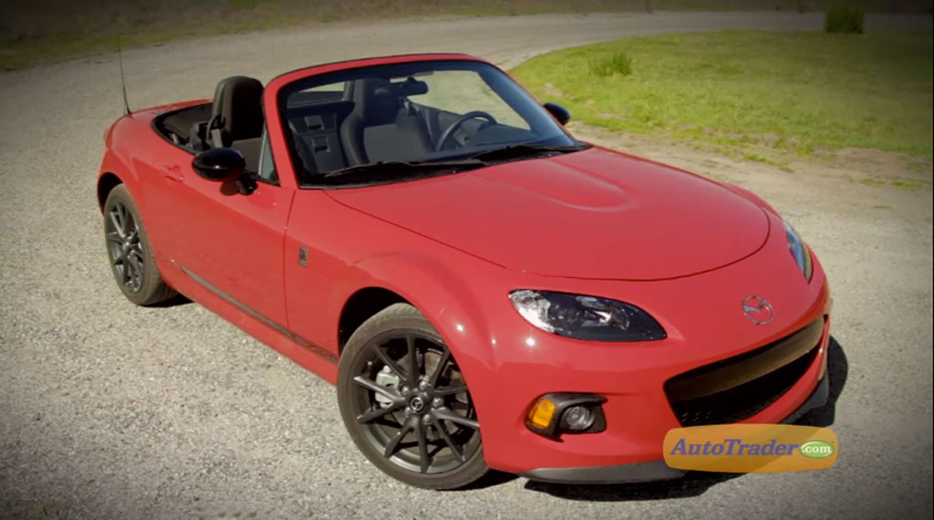 2013 Mazda MX-5 Miata: New Car Review Video