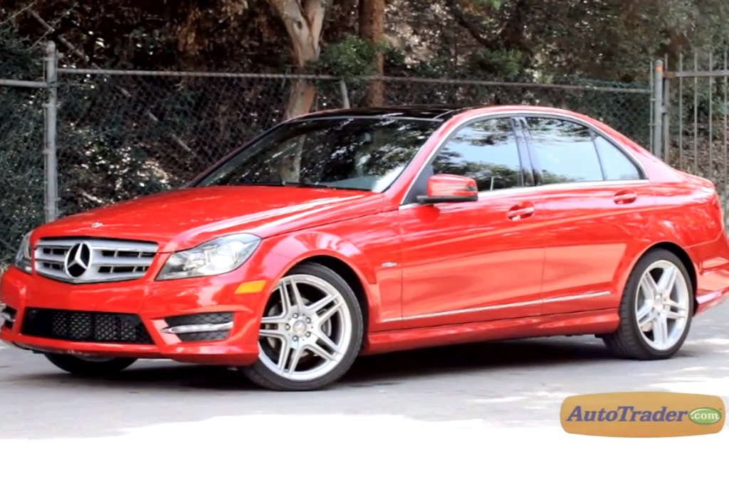 2012 Mercedes-Benz C-Class: New Car Review - Video