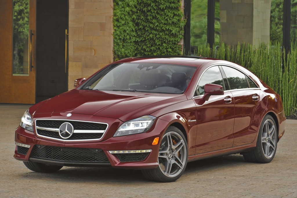 2012 Mercedes-Benz CLS63 AMG: New Car Review
