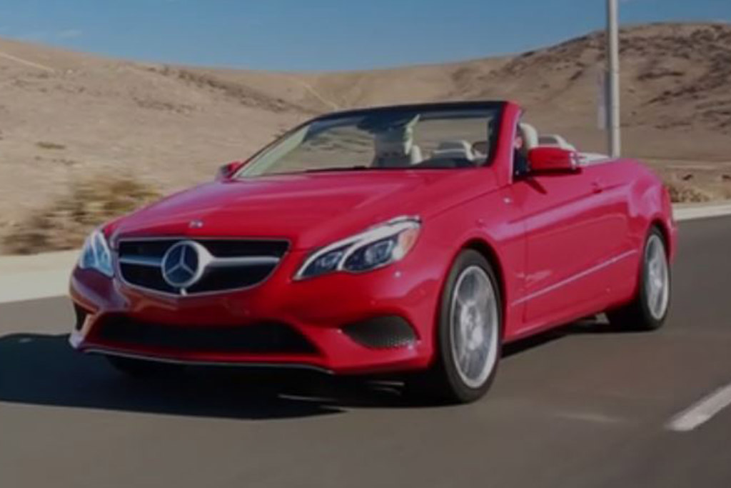 2016 Mercedes-Benz E400 Cabriolet: 5 Reasons to Buy - Video