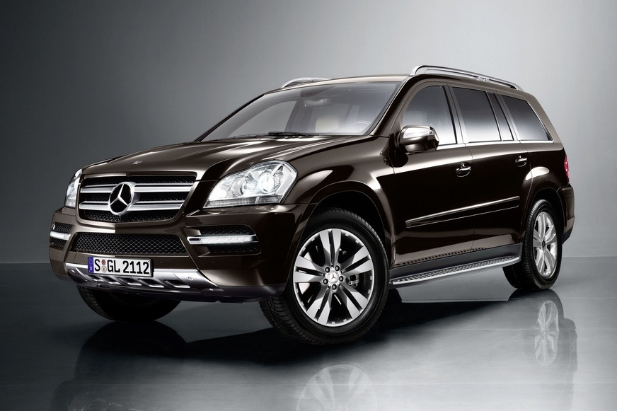 2012 Mercedes-Benz GL350 BlueTec: New Car Review