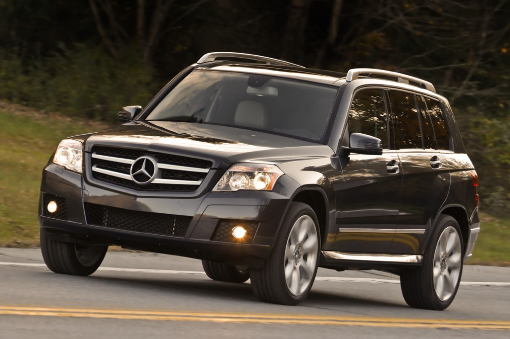 2012 Mercedes-Benz GLK-Class: New Car Review