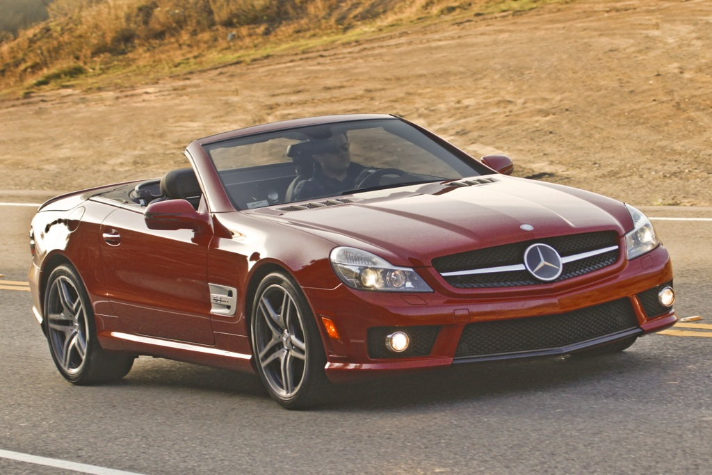 2012 Mercedes-Benz SL63 AMG: New Car Review