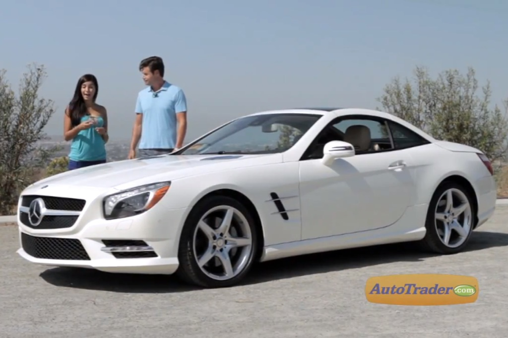 2013 Mercedes SL550: New Car Review Video