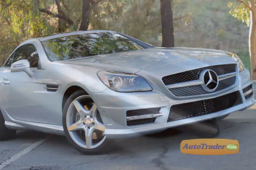 2012 Mercedes-Benz SLK-Class: New Car Review Video