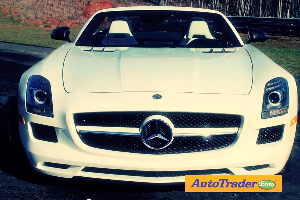 2012 Mercedes-Benz SLS AMG Roadster: 5 Reasons to Buy - Video