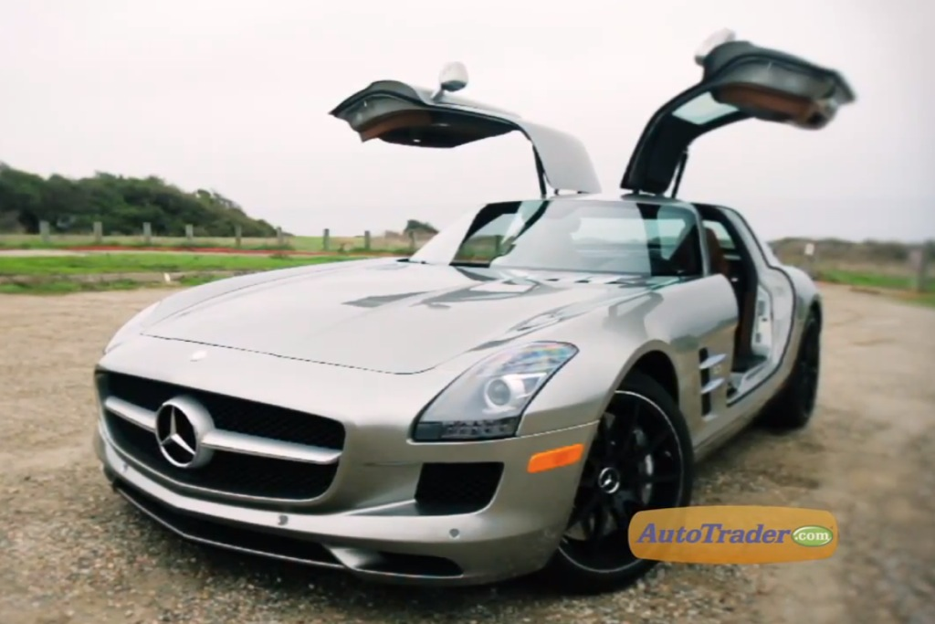 2012 Mercedes-Benz SLS AMG New Car Review Video