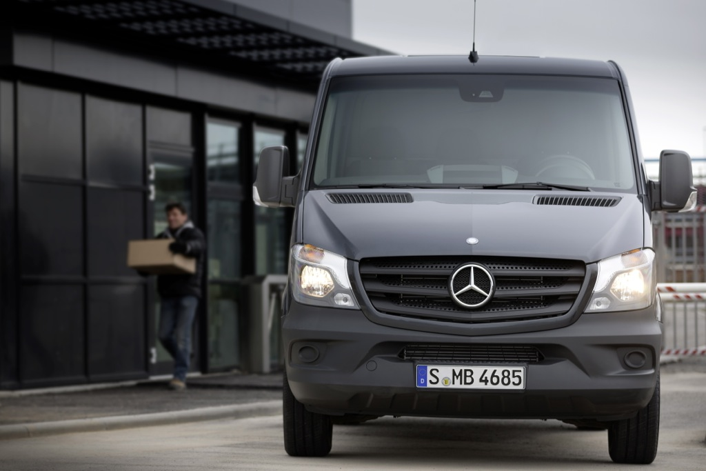 2014 Mercedes-Benz Sprinter: Overview