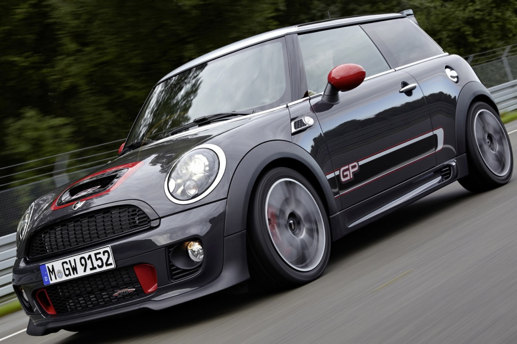 2013 MINI Cooper John Cooper Works GP: First Drive