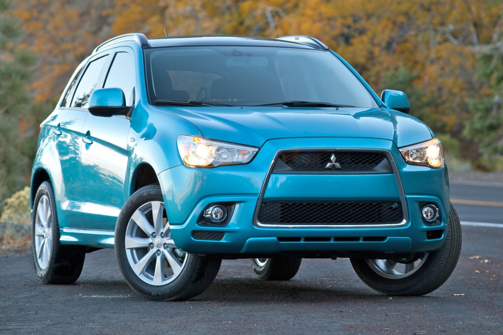 2012 Mitsubishi Outlander Sport: New Car Review