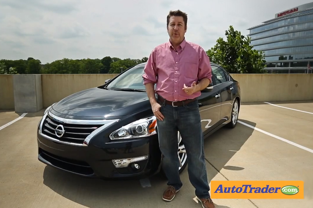 2013 Nissan Altima: First Drive - Video