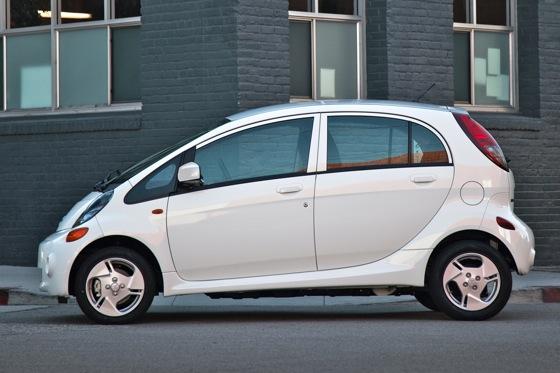 2011 Nissan Leaf: Welcome Mitsubishi i - America's Next EV
