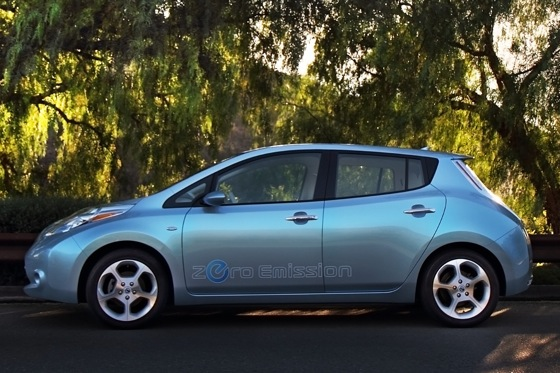 2011 Nissan Leaf: Nissan Leaf Owners Suggest Improvements