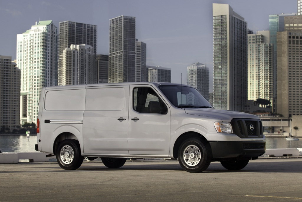 2012 Nissan NV Commercial: New Car Review