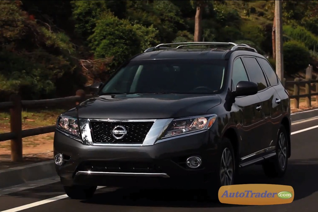 2013 Nissan Pathfinder: 5 Reasons to Buy