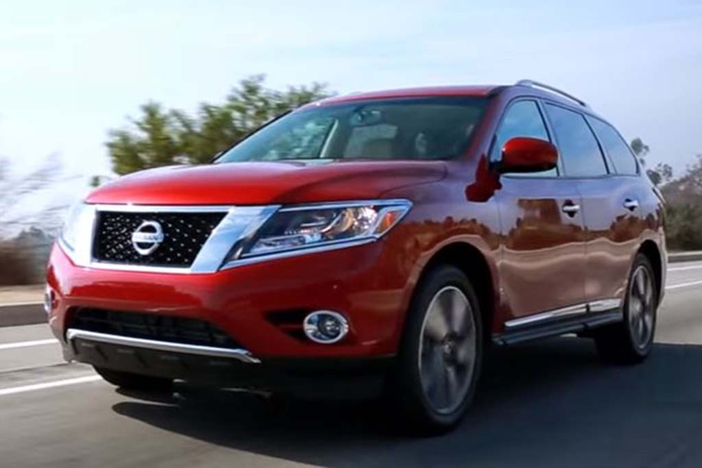 2016 Nissan Pathfinder: 5 Reasons to Buy - Video
