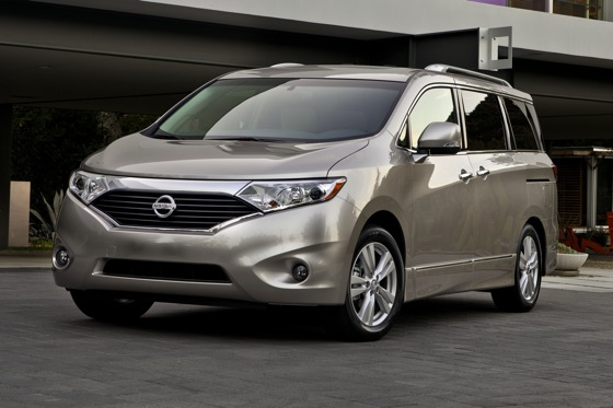 2012 Nissan Quest: New Car Review